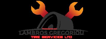 Lambros Gregoriou Tire Service LTD Logo